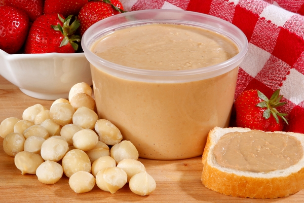 Fresh Macadamia Butter (13oz Tub)