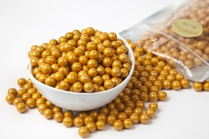 Gold Sixlets (1 Pound Bag)
