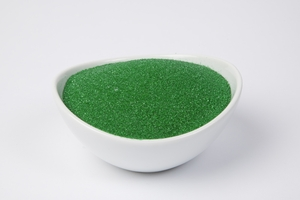 Green Sanding Sugar (5 Pound Bag)
