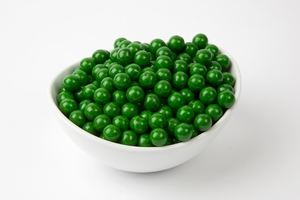 Green Sixlets (10 Pound Case)