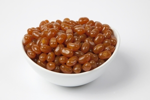 Honey Jelly Beans (5 Pound Bag) - Brown