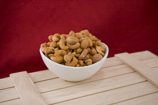 Honey Roasted Cashews (10 Pound Case)