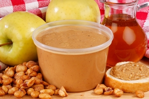Honey Roasted Peanut Butter (1 Pound Tub)