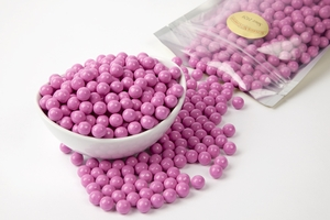 Hot Pink Sixlets (1 Pound Bag)