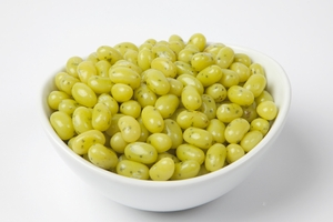 Juicy Pear Jelly Belly Jelly Beans (5 Pound Bag) - Green