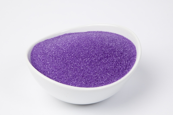 Lavender Sanding Sugar (5 Pound Bag)