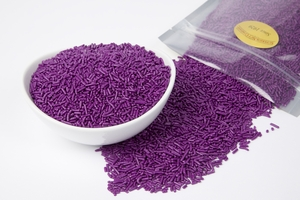 Lavender Sprinkles (1 Pound Bag)