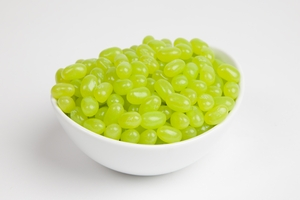 Lemon Lime Jelly Belly Jelly Beans (10 Pound Case) - Green