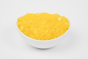 Lemon Rock Candy Crystals (5 Pound Bag)