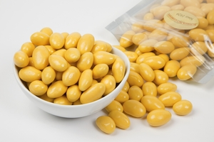 Lemoncello Almonds (1 Pound Bag)