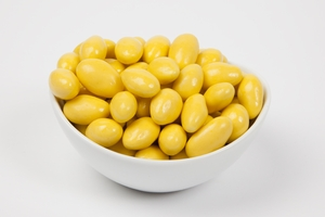 Lemoncello Almonds (10 Pound Case)
