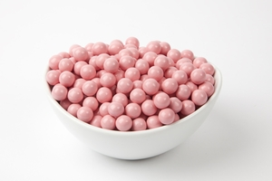 Light Pink Sixlets (4 Pound Bag)