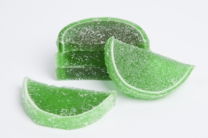 Lime Fruit Slices (5 Pound Case)