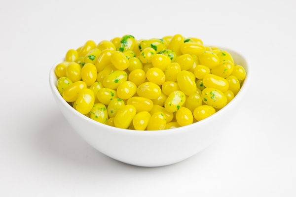 Mango Jelly Belly Jelly Beans (5 Pound Bag) - Yellow