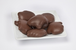 Milk Chocolate Cashew Caramel Turtles (10 Pound Case)