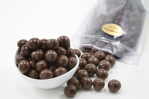 Milk Chocolate Covered Macadamias (1 Pound Bag)