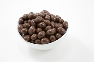 Milk Chocolate Covered Pistachios (10 Pound Case)