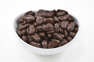 Milk Chocolate Covered Raisins (10 Pound Case)