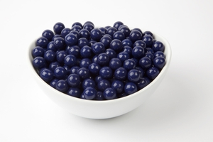 Navy Blue Sixlets (4 Pound Bag)