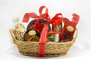 Nut Gift Baskets