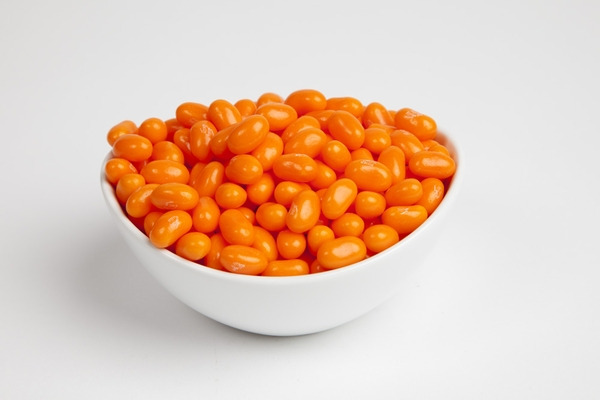 Orange Sherbet Jelly Belly Jelly Beans (5 Pound Bag) - Orange