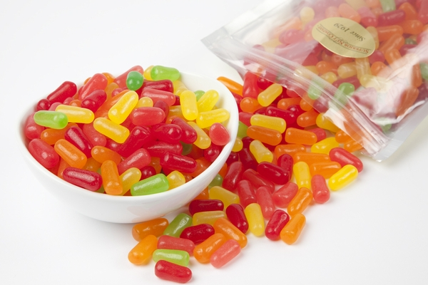 Original Mike & Ike Jelly Candy (1 Pound Bag)