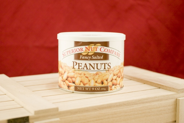 Party Peanuts, 9oz Canisters (Pack of 3)