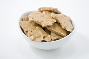 Peanut Brittle (10 Pound Case)