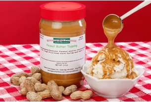 Peanut Butter Topping