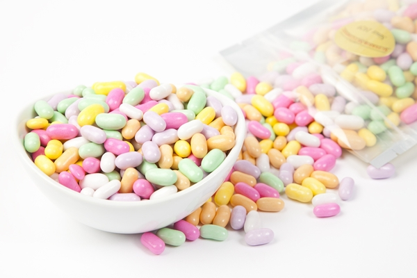 Petite Licorice Pastels (1 Pound Bag)