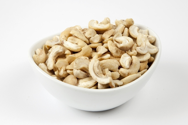 Raw Cashew Halves (10 Pound Case)