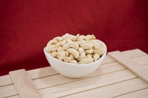 Raw Large Cashews (10 Pound Case)