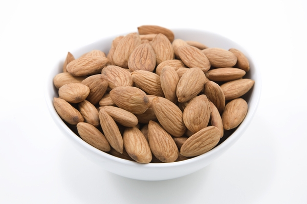 Raw Organic Almonds (10 Pound Bulk)