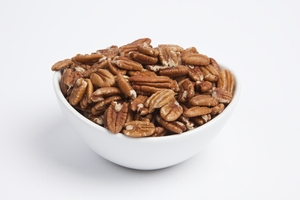Raw Pecan Toppers (4 Pound Bag)