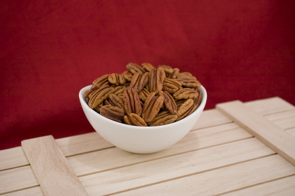 Raw Pecans (1 Pound Bag)