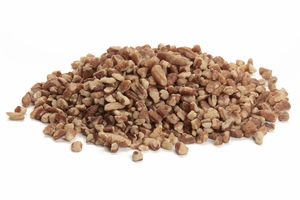 Raw Small Pecan Pieces (10 Pound Case)