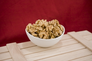 Raw Walnut  Halves & Pieces (10 Pound Case)