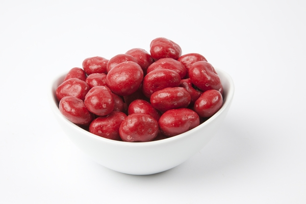 Red Chocolate Covered Cherries (10 Pound Case)