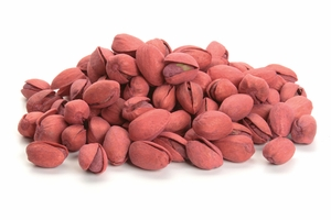 Red Pistachios (1 Pound Bag)