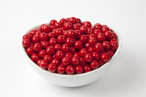 Red Sixlets (10 Pound Case)