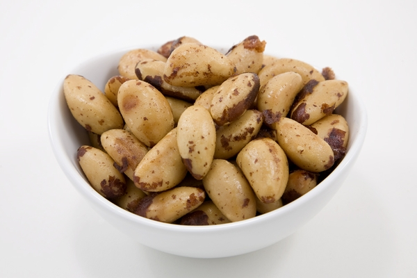Roasted Brazil Nuts (10 Pound Case)