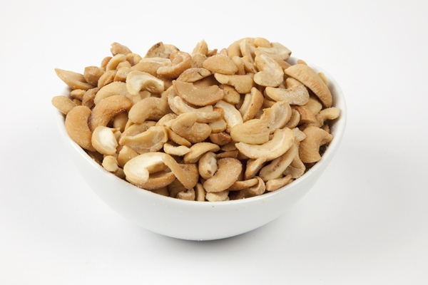 Roasted Cashew Halves (10 Pound Case)