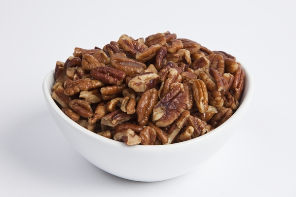 Roasted Pecan Pieces (4 Pound Bag)