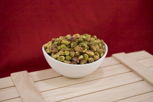 Roasted Pistachio Meats (10 Pound Case)