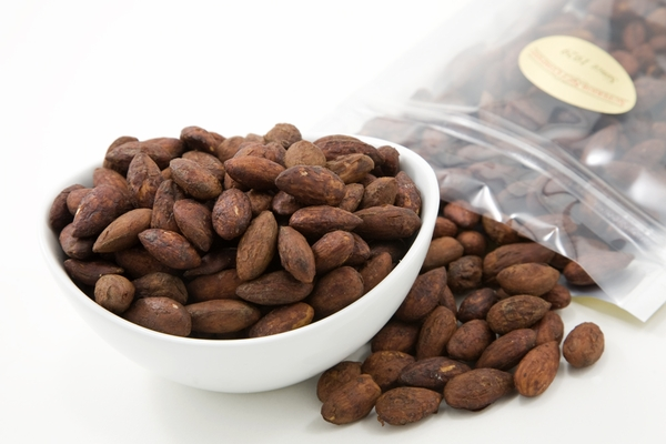 Roasted Tamari Almonds (1 Pound Bag)