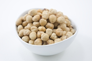 Roasted Turkish Hazelnuts / Filberts (10 Pound Case)