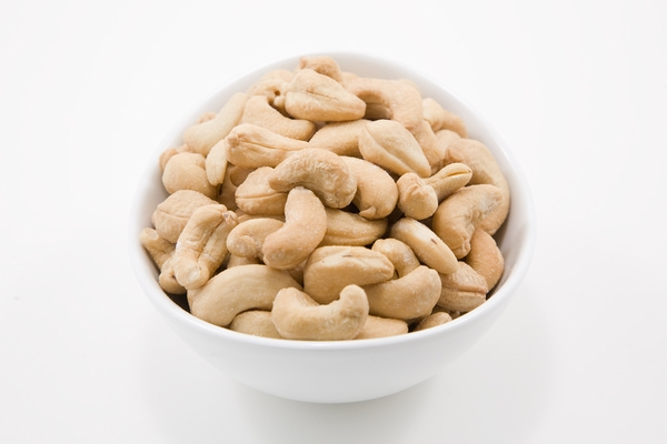 Roasted Whole Cashews (10 Pound Case)