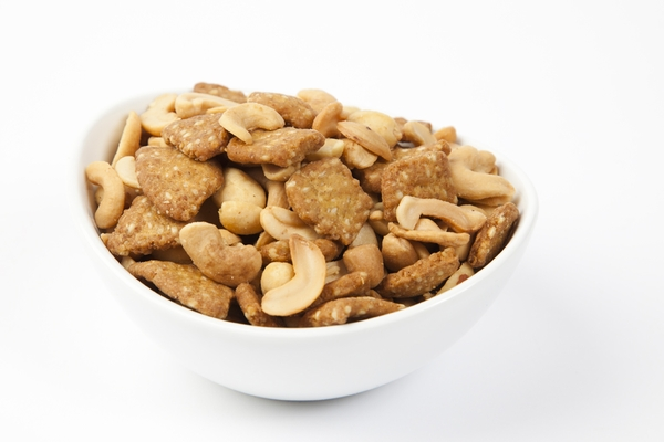 Salted Cashew Snack Mix (10 Pound Case)