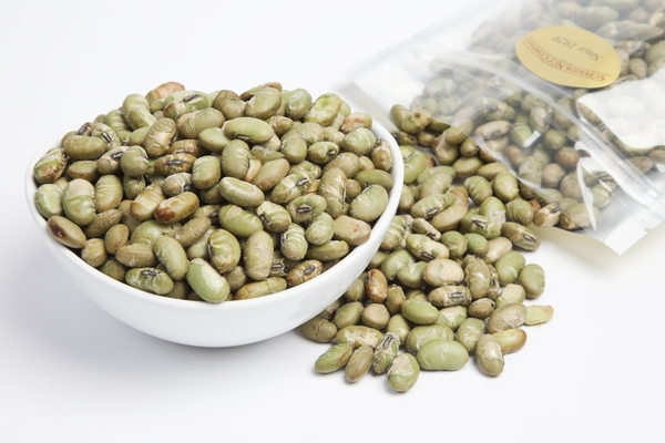 Salted Dry Roasted Edamame (1 Pound Bag)