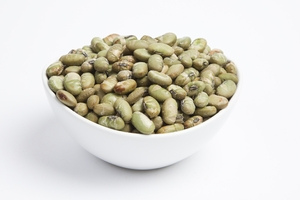Salted Dry Roasted Edamame (4 Pound Bag)